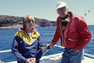 Lee Marvin and John Denvercirca 1975** H.L. - Image 2660_0125