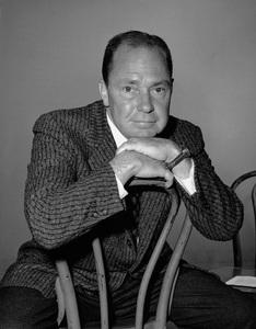 Johnny MercerC. 1955Photo by Gerald Smith - Image 2689_0004