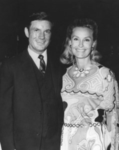 Dina Merrill and Cliff Robertson1968 - Image 2692_0009