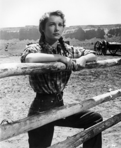 """Vera Miles in """"The Searchers""""1956 Warner Brothers - Image 2696_0019"""