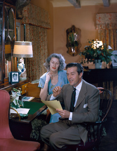Ray Millandwith wife Malvina WebberC. 1957 © 1978 Paul Hesse - Image 2697_0025