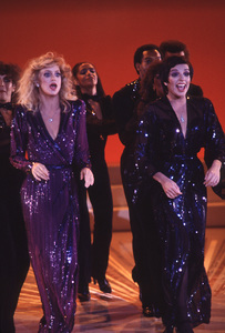 """Liza Minnelli and Goldie Hawn in the television special """"Goldie and Liza Together"""" 1980 © 1980 Gunther - Image 2703_0085"""