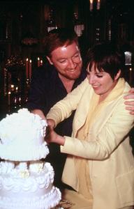 Liza Minnelli and Jack Haley Jr. on theirwedding day, 1974. © 1978 Barry Bregman - Image 2703_0094