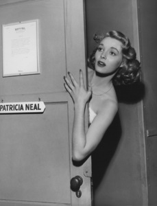 """Patricia Neal publicity photo for """"The Fountainhead"""" 1949 Warner Brothers Photo by Jack Woods - Image 2741_0000"""