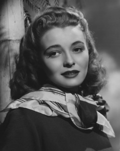 """Patricia NealPublicity photo for """"John Loves Mary""""Warner Brothers 1949Photo by Bert Six - Image 2741_000"""
