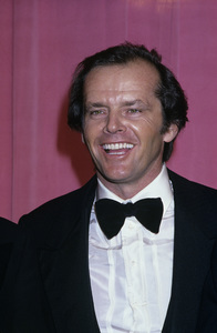 "Jack Nicholson at ""The 48th Annual Academy Awards"" 1976© 1978 Gary Lewis - Image 2754_0041"