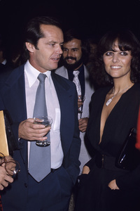Jack Nicholson and Claudia Cardinalecirca 1970s© 1978 Gary Lewis - Image 2754_0046