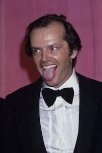 """Jack Nicholson at """"The 48th Annual Academy Awards"""" 1976© 1978 Gary Lewis - Image 2754_0047"""