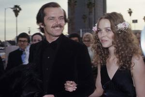 Jack Nicholson and Michelle Phillipscirca 1970s© 1978 Gary Lewis - Image 2754_0051