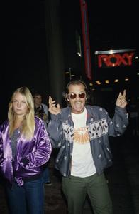 Jack Nicholson and his daughter Jennifercirca 1980s© 1980 Gary Lewis - Image 2754_0069