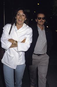 Jack Nicholson and Anjelica Hustoncirca 1980s© 1980 Gary Lewis - Image 2754_0077