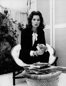 Suzy Parker lives a quiet life in Hollywood.  She has rented a tiny apartment from Audrey Hepburn, on Wilshire Blvd. - she reads a great deal and is almost constatly entertained with her record collectioncirca 1950s © 1978 Sanford Roth / AMPAS - Image 2799_0007