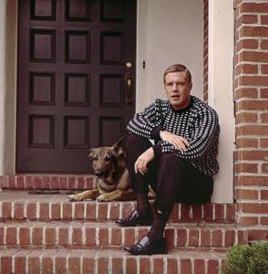 George Peppard at homecirca 1956 © 1978 Gene Trindl - Image 2807_0044