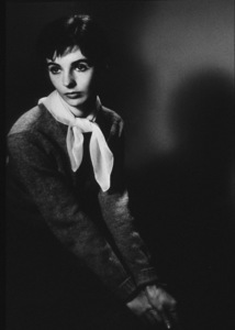 """Millie Perkins in """"The Diary of Anne Frank,"""" L.A., 1958. Photo: Ernest Reshovsky © 1978 Marc Reshovsky - Image 2809_0101"""