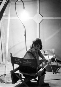 """Millie PerkinsDuring The Filming Of """"The Diary Of Anne Frank""""at 20th Century fox 1958 © 1978 Roger Marshutz - Image 2809_0103"""