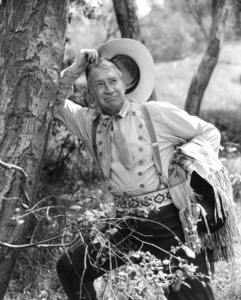 Chill Wills circa 1970 Photo by Gabi Rona - Image 2817_0001