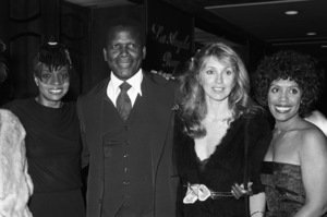 Sidney Poitier 1983 © 1983 Bobby Holland - Image 2825_0038