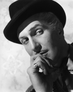 """Vincent Price in """"The Long Night""""1947Photo by Alex Kahle - Image 2837_0146"""