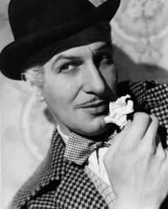 """Vincent Price in """"The Long Night""""1947Photo by Alex Kahle - Image 2837_0148"""