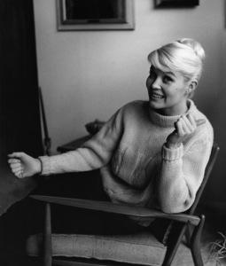 Dorothy Provine at homecirca 1960sPhoto by Joe Shere - Image 2840_0015