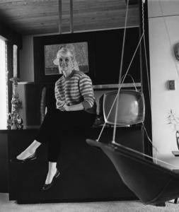 Dorothy Provine at homecirca 1960sPhoto by Joe Shere - Image 2840_0016