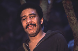 "Richard Pryor for ""Something I Said"" AlbumMay 1975 © 1978 Ed Thrasher - Image 2843_0036"