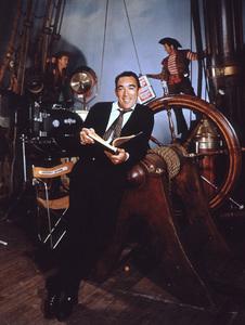 Anthony Quinn, c. 1956 © 1978 Paul Hesse - Image 2844_0201