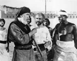 """Anthony Quinn in """"The Message""""1977 - Image 2844_0231"""