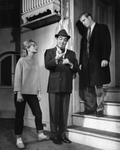 """Barefoot in the Park"" (Stage production)Penny Fuller, Kurt Kasznar, Robert Redfordcirca 1964** I.V. - Image 2857_0075"