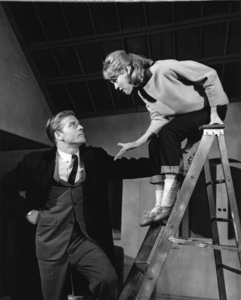"""Barefoot in the Park"" (Stage production)Robert Redford, Penny Fullercirca 1964** I.V. - Image 2857_0080"