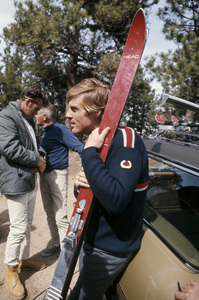 "Robert Redford in ""Downhill Racer""1969 Paramount** B.D.M. - Image 2857_0098"