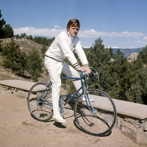 "Robert Redford in ""Downhill Racer""1969 Paramount** B.D.M. - Image 2857_0099"