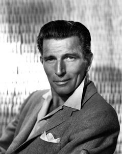 Michael Rennie1956Photo by Bud Fraker - Image 2865_0003