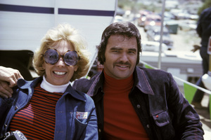 Burt Reynolds and Dinah Shore1974 © 1978 David Sutton - Image 2868_0115