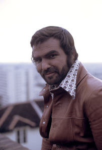 Burt Reynolds at his home in Beverly Hills, CA1973 © 1978 David Sutton - Image 2868_0129