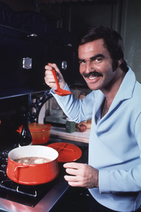 Burt Reynolds at home, 1972. © 1978 Bob Willoughby - Image 2868_0152