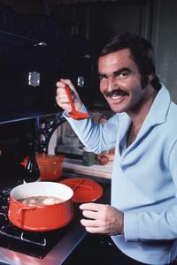 Burt Reynolds at home, 1972. © 1978 Bob Willoughby - Image 2868_0152