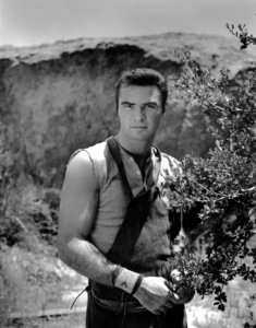 "Burt Reynolds in ""Gunsmoke""circa 1963Photo by Gabi Rona - Image 2868_0155"