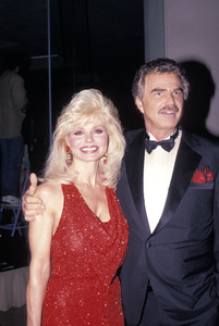 Burt Reynolds and Loni Andersoncirca 1991 © 1978 Gunther - Image 2868_0161