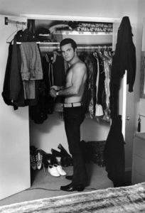 Burt Reynolds at his Sherman Oaks, CA home1970 © 1978 Gene Trindl - Image 2868_0172