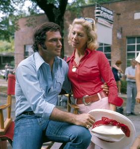 Burt Reynolds and Dinah Shorecirca 1973** I.V. - Image 2868_0196