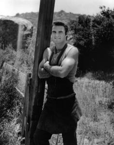 "Burt Reynolds in ""Gunsmoke""circa 1962Photo by Gabi Rona - Image 2868_0202"