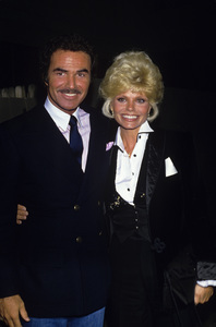 Burt Reynolds and Loni Andersoncirca 1980s© 1980 Gary Lewis - Image 2868_0229