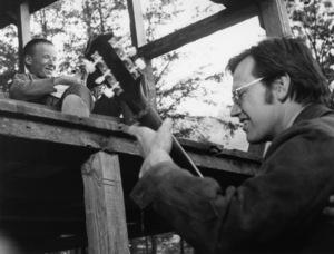 """""""Deliverance""""Billy Redden, Ronny Cox1972 Warner Brothers** I.V. - Image 2868_0310"""