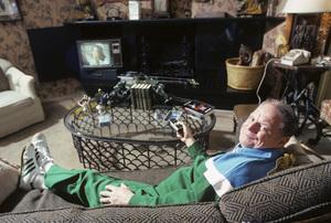 Don Rickles at homeJanuary 1977© 1978 Ed Thrasher - Image 2873_0035