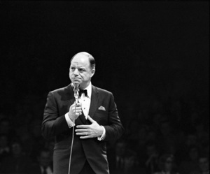 Don Rickles doing his act at the Westbury Music Fair1969© 1978 Barry Kramer - Image 2873_0049