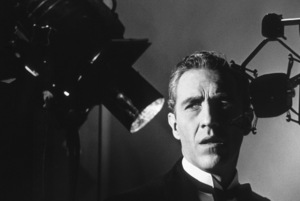 """Jason Robards on the set of """"Tender is the Night""""1961 20th © 1978 Bob Willoughby / MPTV - Image 2876_0100"""
