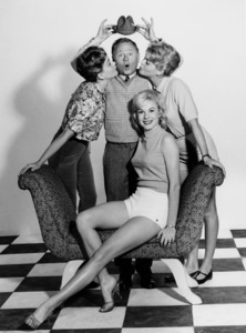 Mickey Rooneycirca 1950sPhoto by Gabi Rona - Image 2889_0158