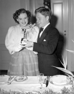 Judy Garland and Mickey Rooney 1940** B.D.M. - Image 2889_0164