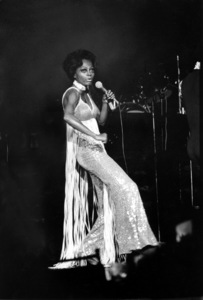 Diana Ross preforming at the Coconut GroveJuly 30, 1970 © 1978 Gunther - Image 2891_0081